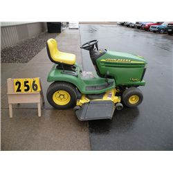 John Deere LX 277 AWS unable to verify vin