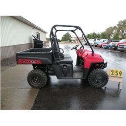 2012 Polaris Ranger 800 XP 4XATH76A1C4272883