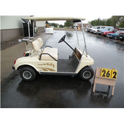 1985 Club Car gas golf car AG851071815
