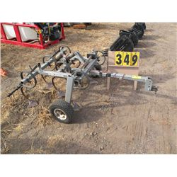 Swisher pull-behind ATV cultivator