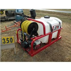North Star portable sprayer-Comet pump, Honda GX 160 motor