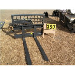 "Stout 48"" pallet forks- new"