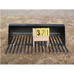 "74"" Rock bucket -new"