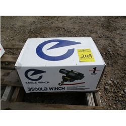 3500 ln Eagle ATV / UTV Winch