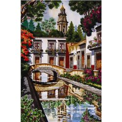 Juan Medina REFLECTIONS Signed European Art Print
