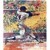 Willie Mays by LeRoy Neiman 32x28 S/N Serigraph