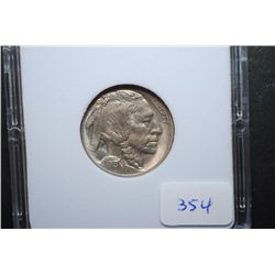 1913 US Buffalo Nickel Type I; MCPCG Graded MS65; EST. $200-400