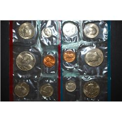 1979 US Mint Coin Set; P&D Mints; UNC; EST. $5-10