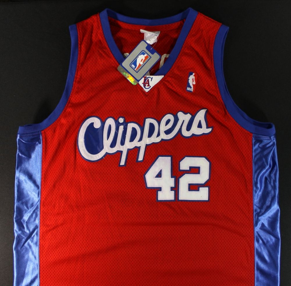 Elton Brand Signed Clippers Jersey PA LOA