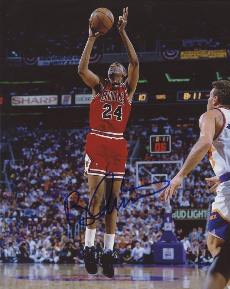 Bill Cartwright Signed Bulls 8x10 PA LOA
