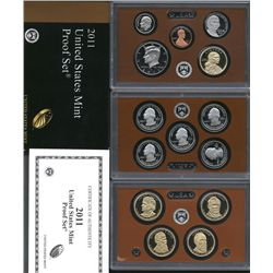 2011 UNITED STATES 14 PIECE PROOF SET