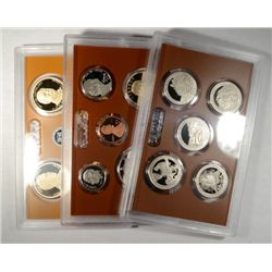 2012 UNITED STATES 14 PIECE CLAD PROOF SET, ALL ORIGINAL NICE MINT PACKAGING