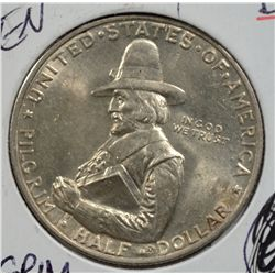 1920 MAINE HALF DOLLAR MS65