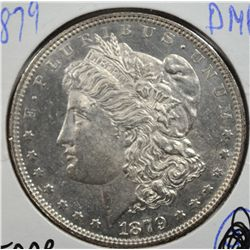 1879 MORGAN DOLLAR MS64 DMPL NICE!