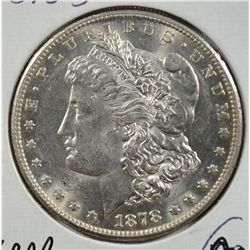 1878-S MORGAN DOLLAR MS64