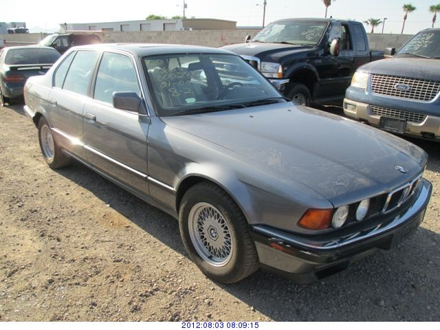 1993 Bmw 740i Rod Robertson Enterprises Inc