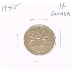 1945 CANADA 1 CENT PENNY *RARE NICE CANADIAN PENNY*!!