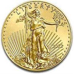 2012 GOLD AMERICAN EAGLE $25 DOLLAR 1/2oz *HIGH GRADE* GOLD EAGLE CAME OUT OF SAFE BOX!!