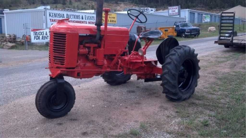 Case Vac Paint : Case vac farm tractor pto good tires new paint and