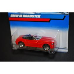 1999 Mattel Hot Wheels Inc. BMW M Roadster Collectible Car; EST. $5-10