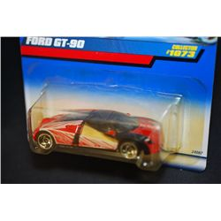 1998 Mattel Hot Wheels Inc. Ford GT-90 Collectible Car; EST. $5-10