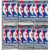 Lot of (15) Unopened 1990-91 NBA Hoops Basketball Card Packs
