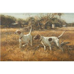 Robert Abbett - On Point (Bird Dogs)
