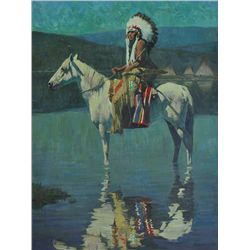 David Mann - Kiowa Moon