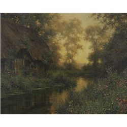Louis Aston Knight - The Cottage