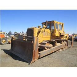 Caterpillar D8 Crawler Dozer