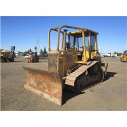 1989 Caterpillar D4H Crawler Dozer