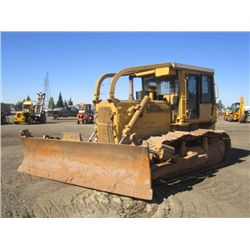 1965 Caterpillar D6C Crawler Dozer