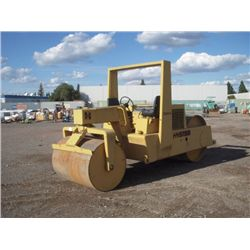 Hyster C340A-D Double Drum Roller