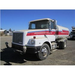 1995 Volvo White S/A Water Truck