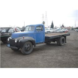 1941 Ford S/A Flatbed Truck