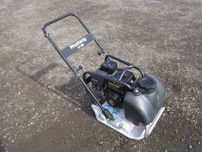 Mustang Lf88 Plate Compactor