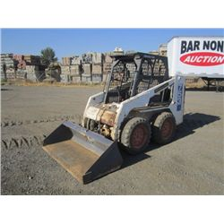 1997 Bobcat 753 Skid Steer Loader