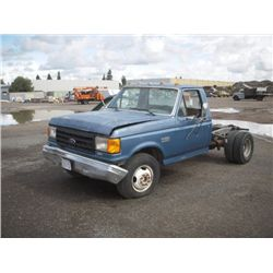 1988 Ford F350 Cab & Chasis
