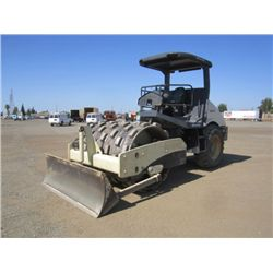 2005 Ingersoll Rand SD70FTF Pad Foot Compactor
