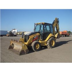2006 Caterpillar 430E 4x4 Loader Backhoe