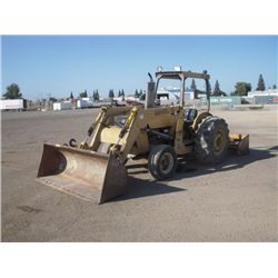 New Holland 445D Skip Loader