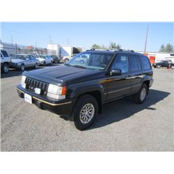 1995 Jeep Grand Cherokee Limited 4x4 SUV