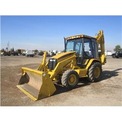 1999 Caterpillar 426C 4x4 Loader Backhoe