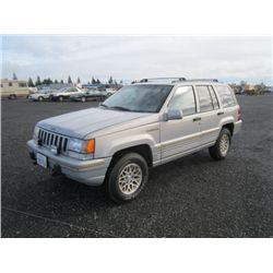1995 Jeep Grand Cherokee 4x4 SUV