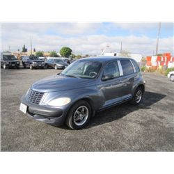 2003 Chrysler PT Cruiser Station Wagon