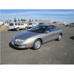 1997 Saturn Coupe