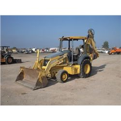 2006 John Deere 310G 4x4 Loader Backhoe