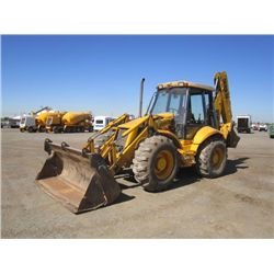 1998 JCB 214S 4x4 Loader Backhoe