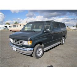 1996 Ford Club Wagon XLT Van