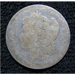 Unknown Date Morgan Dollar